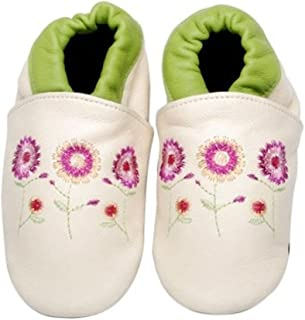 Bibi & Mimi Flower Shoes - 0-6 Months [Baby Product]