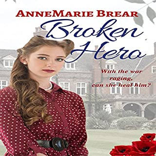 Broken Hero: World War II Romance cover art