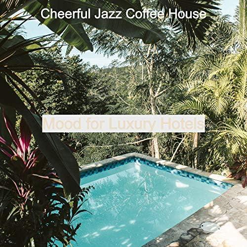 Cheerful Jazz Coffee House