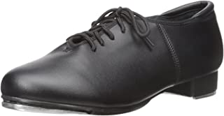 Theatricals Womens T9500 Leather Low Top Lace Up Ballet & Dance Shoes