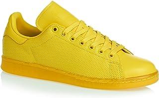 38881b9f Adidas Originals Stan Smith Adicolor Hombres zapatilla de deporte amarillo  S80247