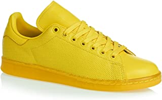 zapatillas adidas hombres amarillas