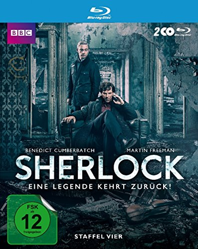 Staffel 4 [Blu-ray]