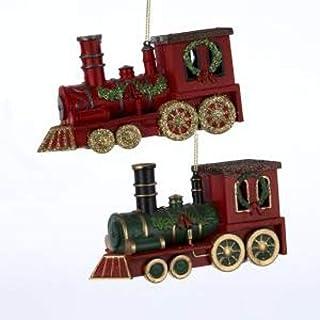 Traditional Train Ornament