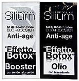 Silium Acido Ialuronico & Macadamia Anti-Age Bustina Kit - 24 Ml