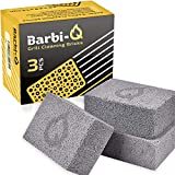 Barbi-Q Grill Cleaning Bricks - Grill Stone | Griddle Cleaner Block - Stone Brick Cleaner for BBQ |...