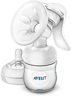 Philips Avent Breast SCF330/30 泵手册,透明