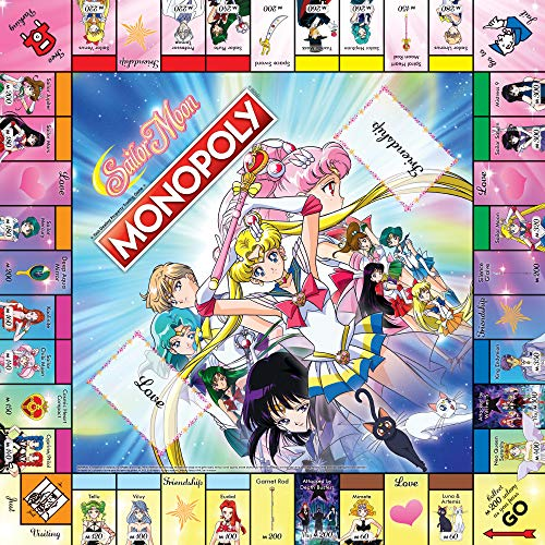 Monopoly: Sailor Moon - 2