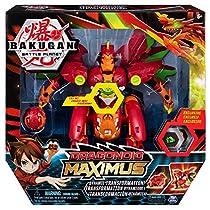 Bizak- Bakugan Figura Dragonoid Maximus