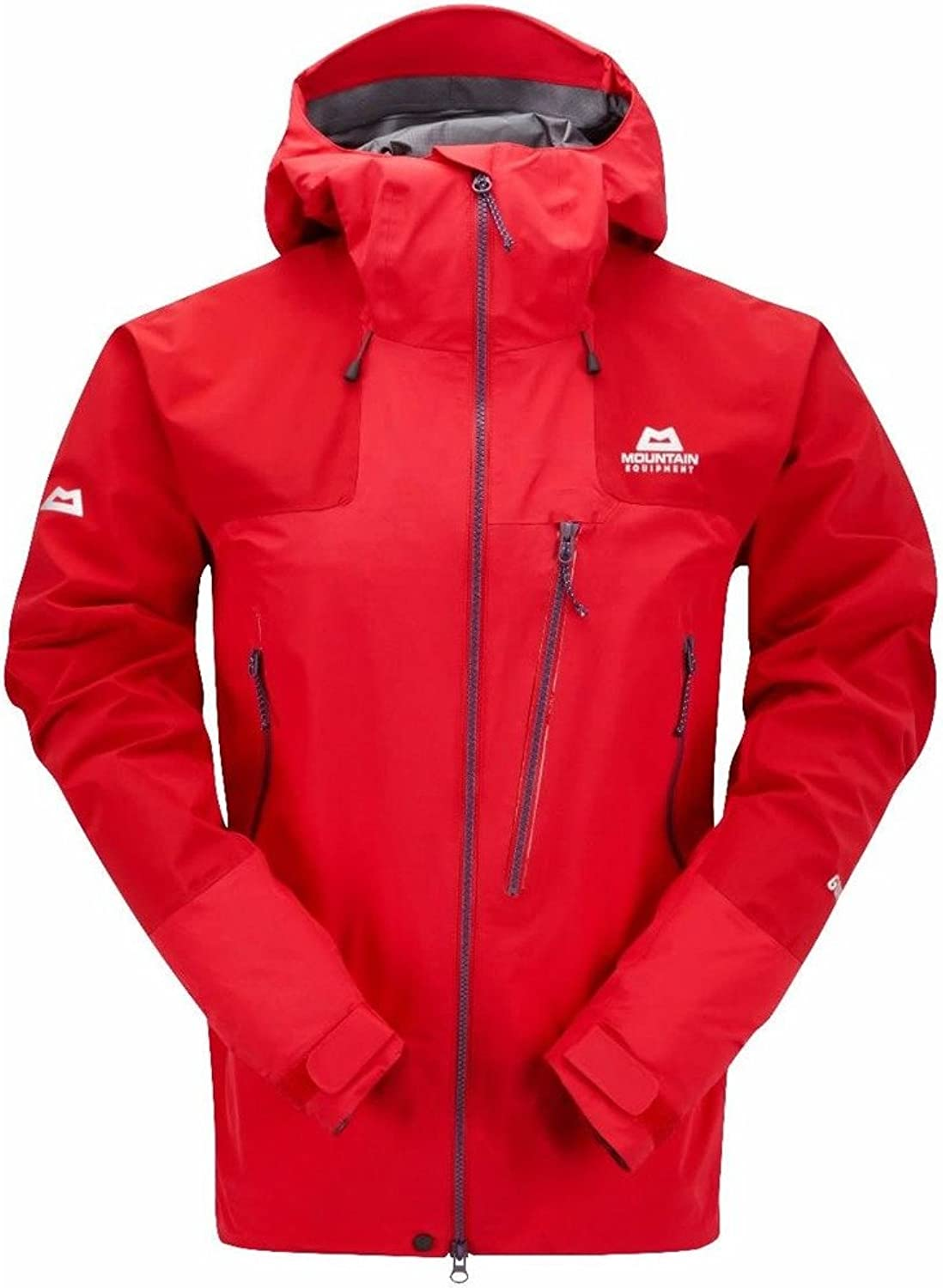 Mountain Equipment Lhotse GoreTex Waterproof Jacket  Imperial Red Crimson X Large