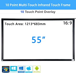 Best 55 inch touch screen overlay Reviews