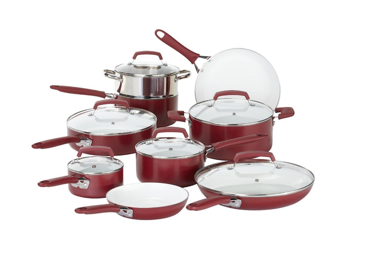 WearEver 2100087606 Ceramic Nonstick Cookware