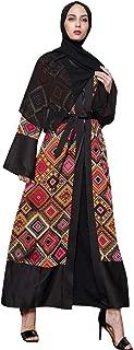 2019 Fashion! Muslim Islamic Robe,Women Ethnic Kaftan Abaya Open Cardigan Loose Plus Size Long Dress