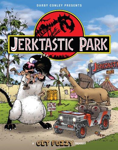 Jerktastic Park: A Get Fuzzy Treasury (English Edition)