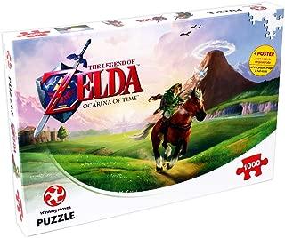 The Legend of Zelda Puzzle (Ocarina of Time), 1000 Piece