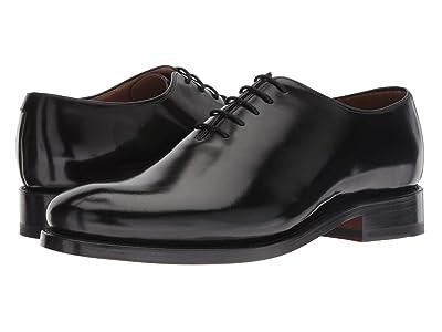 Bostonian Rhodes Oxford (Black Leather) Men