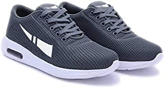 SWIGGY Men Canvas Running Shoes, Sports Shoes,Outdoor Shoes Lace -Up