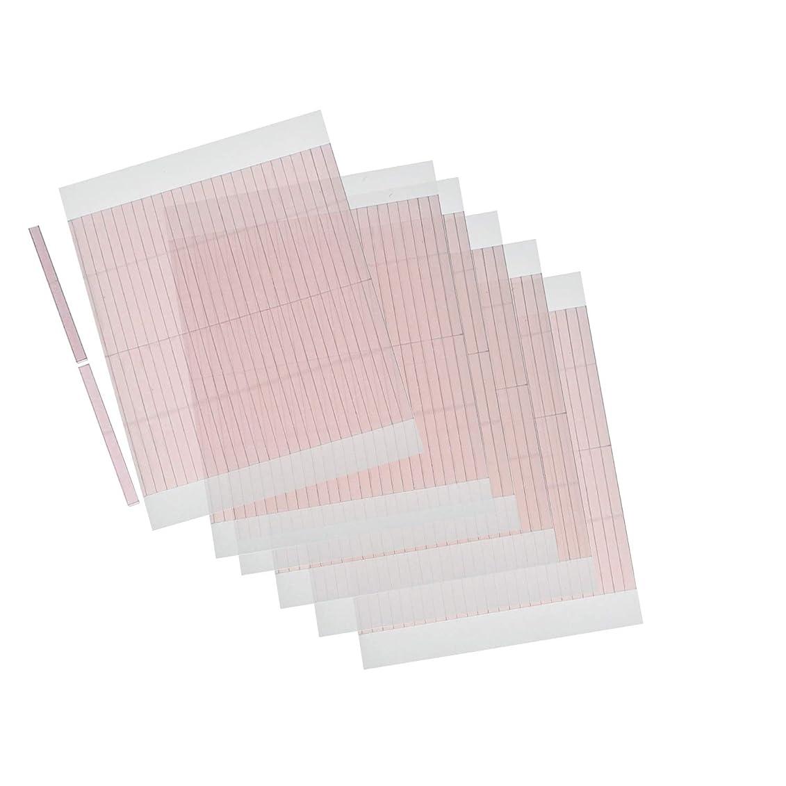 くしゃみバランス配偶者m.tivance アイテープ 二重瞼形成 二重テープ 5シートセット 260本入り/アイテープ5枚セット