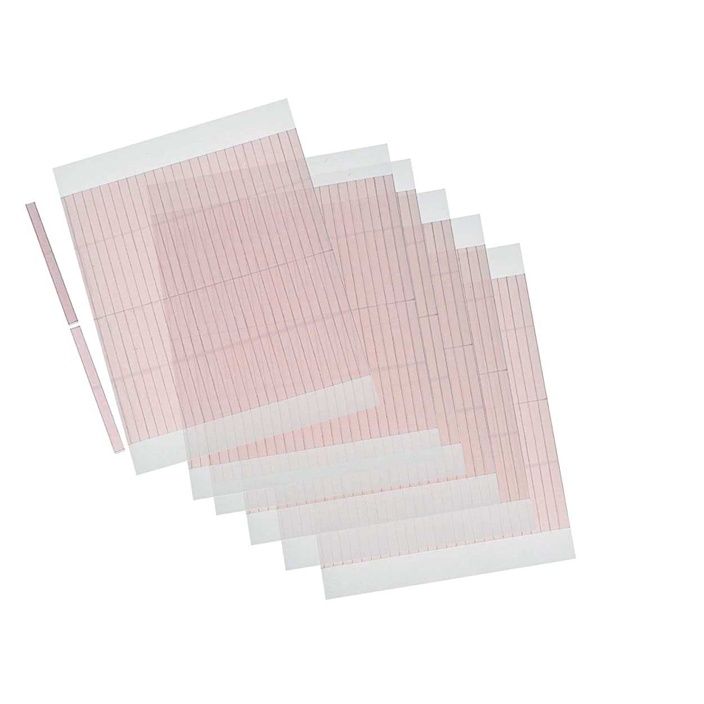 法医学スライス本会議m.tivance アイテープ 二重瞼形成 二重テープ 5シートセット 260本入り/アイテープ5枚セット