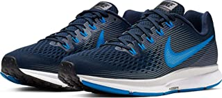 [ナイキ] AIR ZOOM PEGASUS 34 OBSIDIAN/BLUE/GUNSMOKE エア ズーム ペガサス 34 880555-411
