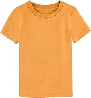 fa1aef054 Amazon.co.uk: Orange - Tops, T-Shirts & Shirts / Boys: Clothing