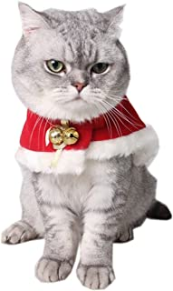 YANYEE Pet Costume Halloween Christmas Pet Clothes Dog Party Clothing Cat Cape