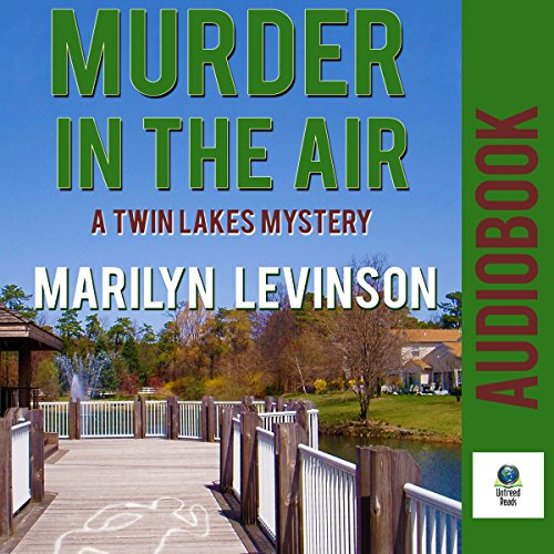 Murder in the Air audiobook cover art