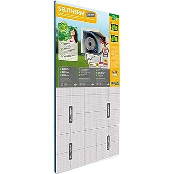 SELITHERM 25 mm - Aislamiento para cajas de persianas: Amazon.es: Bricolaje y herramientas