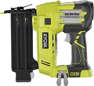 Ryobi ZRP320 ONE Plus 18V Cordless Lithium-Ion 2 in. Brad Nailer Battery and Charger Sold..