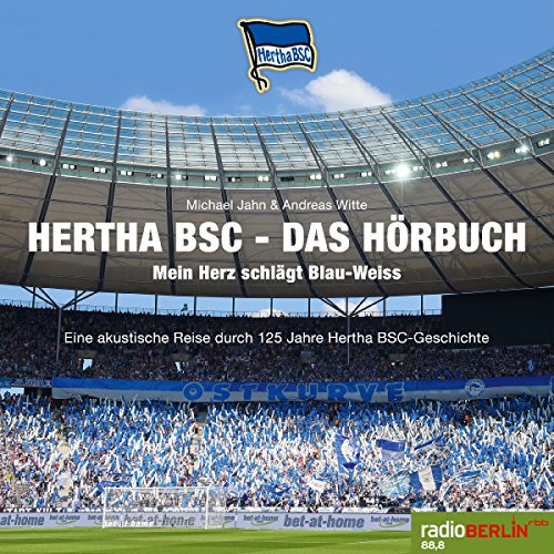 Hertha BSC - Das Hörbuch Titelbild