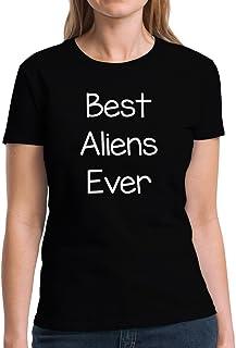 Eddany Best Aliens Ever Women T-Shirt