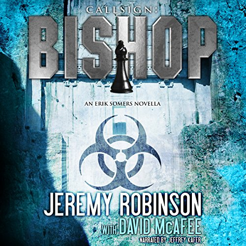 Callsign: Bishop, Book 1 audiobook cover art