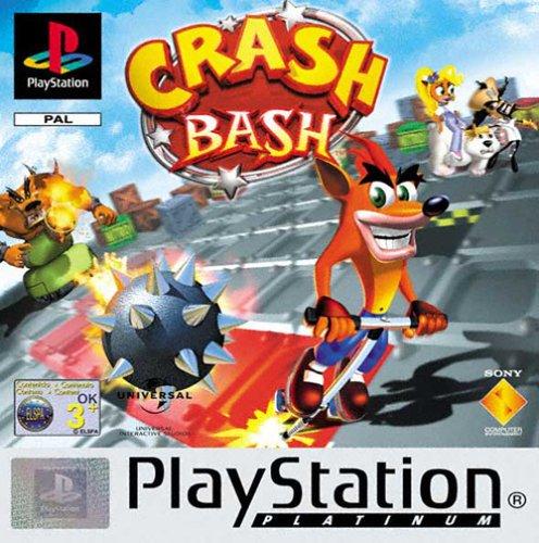 Crash Bash - Platinum