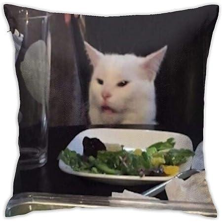 It Cat Pillow Case Cat Meme Pillow Cover