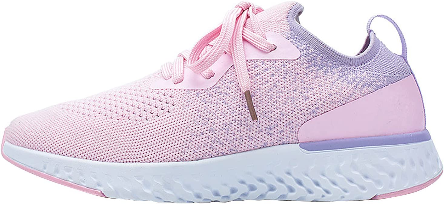 FlekmanArt Special sale item Women's Trainers Breathable Max 44% OFF Lightweight Shoes Running