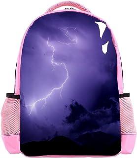 Happy Halloween Backpack Kids School Book Bags for Elementary Primary Schooler