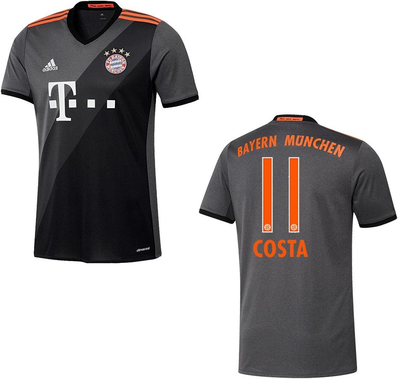 Adidas Trikot FC Bayern München 2016-2017 Away - Costa 11 B01JU16W9C  Am wirtschaftlichsten