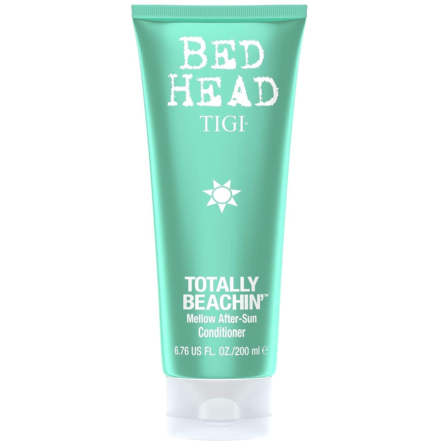 批判する裕福なメタンTigi Bed Head Totally Beachin Conditioner 200ml