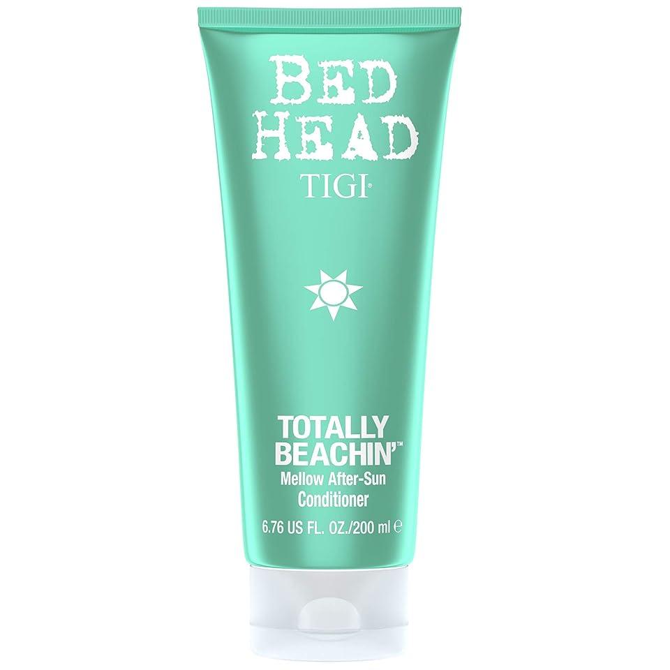 ちらつきガスミュートTigi Bed Head Totally Beachin Conditioner 200ml