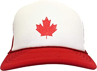 Canadian Maple Leaf - Canada Pride Two Tone Trucker Hat