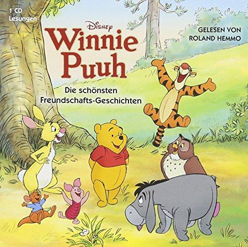 Winnie Puuh: Die schönsten Freundschafts-Geschichten (Hörbücher zu Disney-Filmen und -Serien, Band 21)