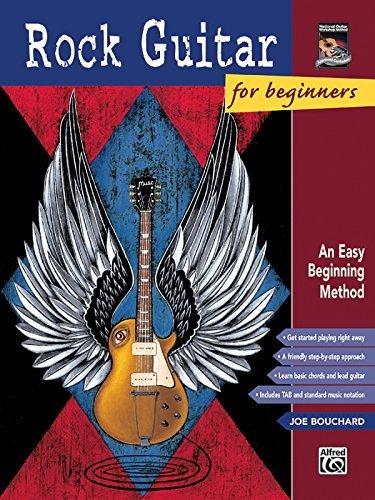 Rock Guitar for Beginners: An Easy Beginning...