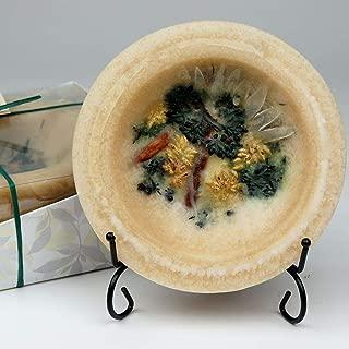Habersham Wax Pottery Vessel - Cinnamon Bark