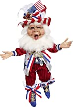 Mark Roberts mr5197514 Patriotic Elf Sm 12
