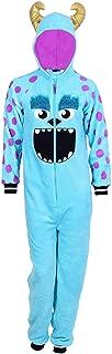 Women's One Piece Pajama Set Union Suit Sleepwear (Sulley...