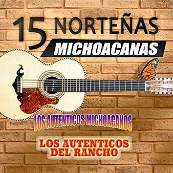15 Norteñas Michoacanas