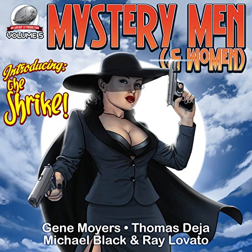 Mystery Men (& Women), Volume 5 Titelbild
