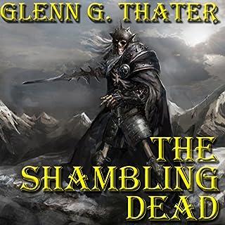The Shambling Dead audiobook cover art