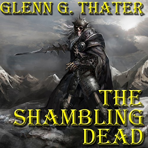 The Shambling Dead audiobook cover art
