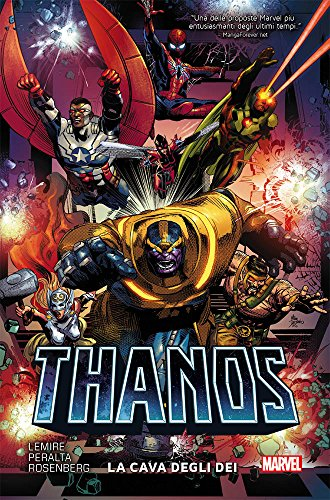Thanos. La cava degli dei (Vol. 2)